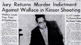 Mac Wallace Newpaper
