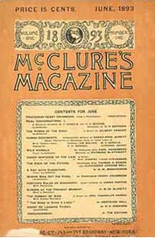 mcclure's magazine 1893