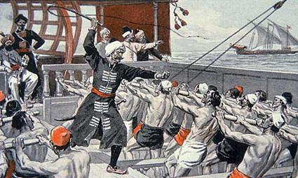 slave-galley