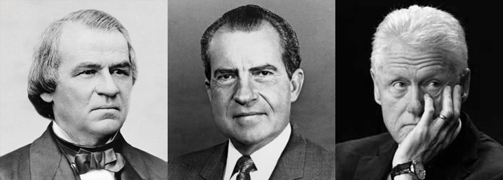 should nixon have been impeached Of the three who faced impeachment, richard nixon is the only one who should have been impeached the other two were politically based andrew johnson.
