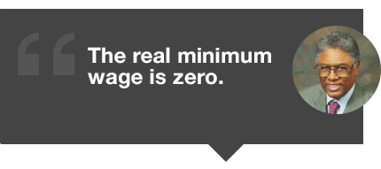 sowell-minimum-wage-is-zero-quote