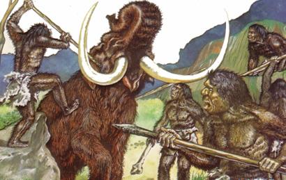 caveman-hunting