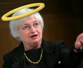 Ms. Yellen's Imaginary Halo