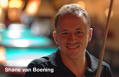 Shane Van Boening