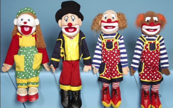 Media, Puppets, and Politics