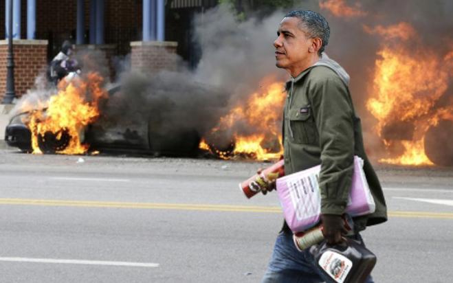 obama-baltimore-riots-burning-2015-criminal-justice-speech-looting