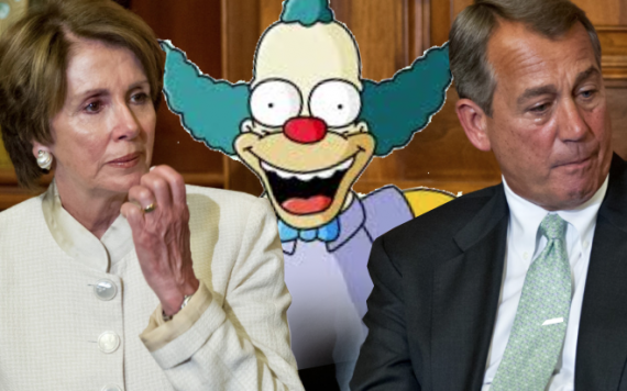 Is Congress Irrelevant? And What the Heck is a Boehner?