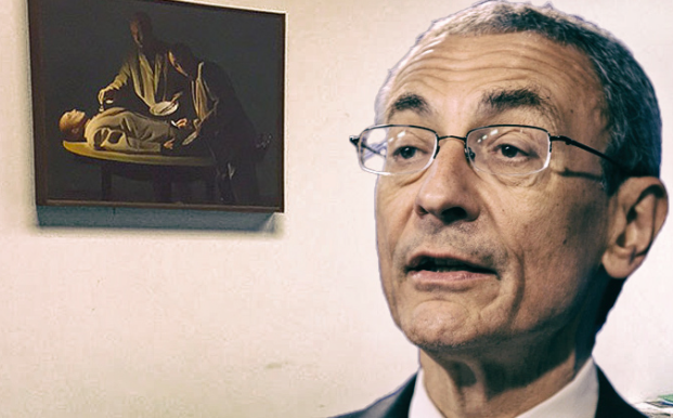 john-podesta-cannibal-wikileaks-painting-art-cannibalism