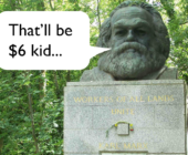 Marxists Upset They Have to Pay to Visit Karl Marx Grave.